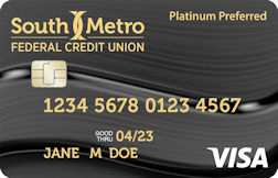 VISA Platinum Preferred Card