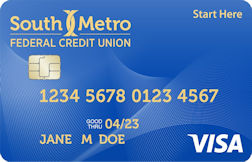 VISA Start Here Card