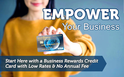 South Metro Business Credit Cards