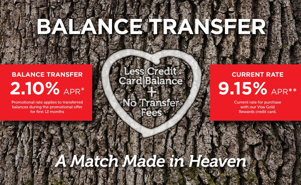 Balance Transfer offer from South Metro FCU