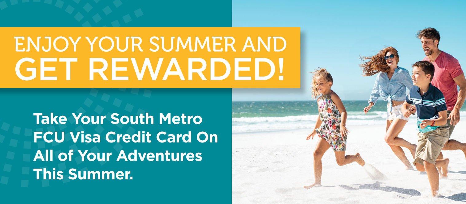 VISA Summer Rewards